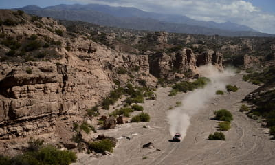 A new rally-raid will be launched in 2018 in Argentina, with the sporting and technological challenge of traveling 5000 km along the Andes mountain range by car, motorbike and bicycle.