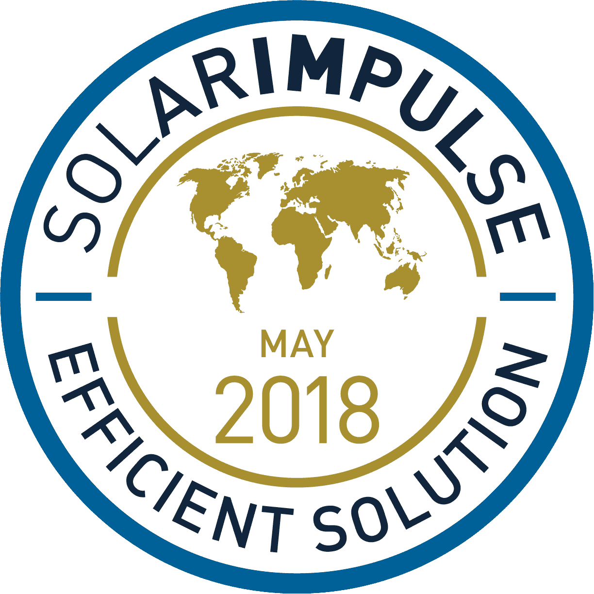 Label 1000 efficient solution par la fondation solar impulse