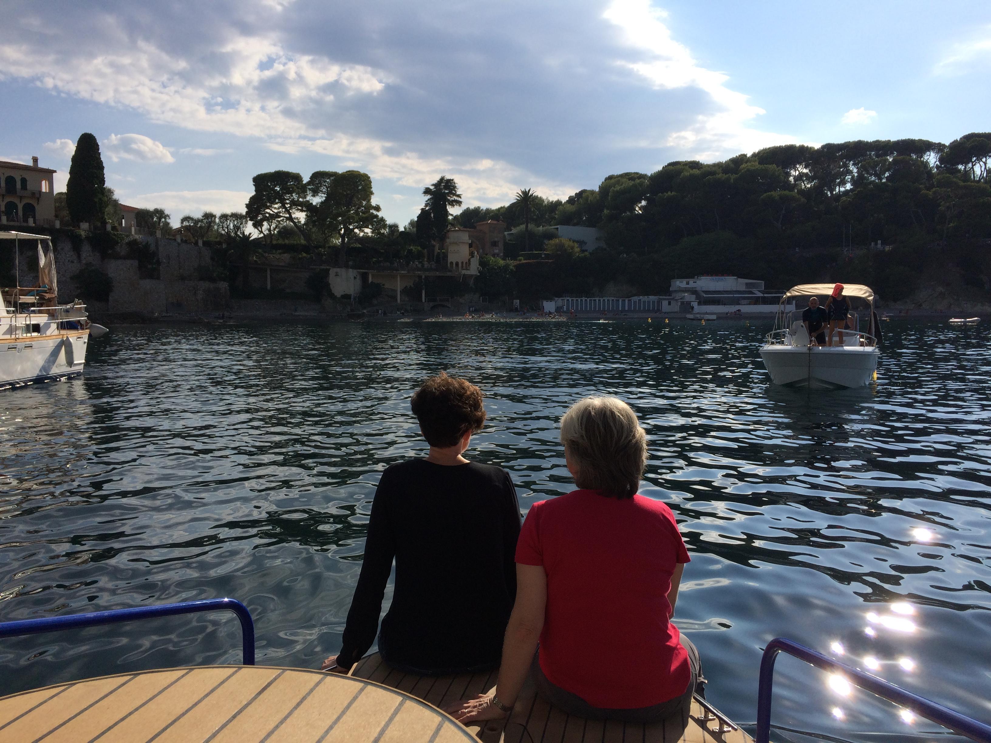 L'art de la contemplation … une nouvelle approche de la Côte d'Azur
