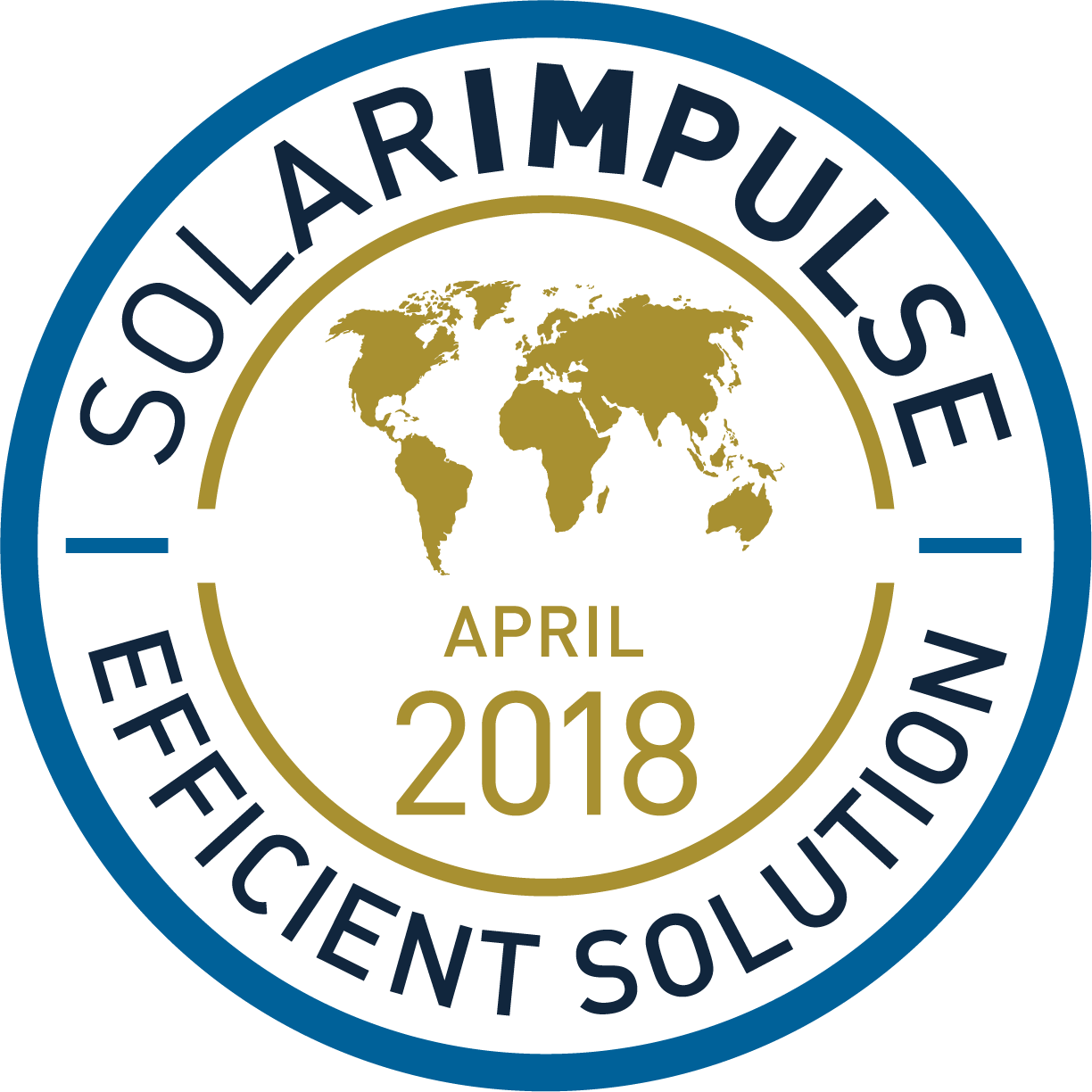 Label 1000 Efficient Solution - Solar Impulse Foundation